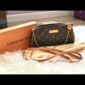 Louis Vuitton Eva Clutch crossbody